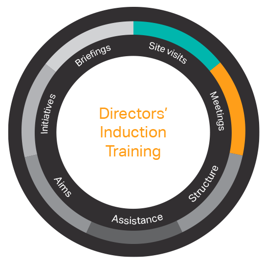 Directors induction training