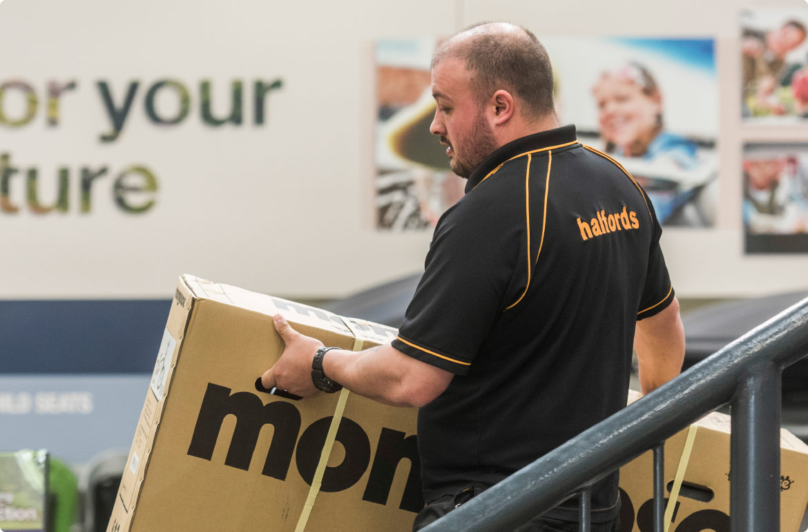Operational Review - Retail - Halfords Annual Report 2016